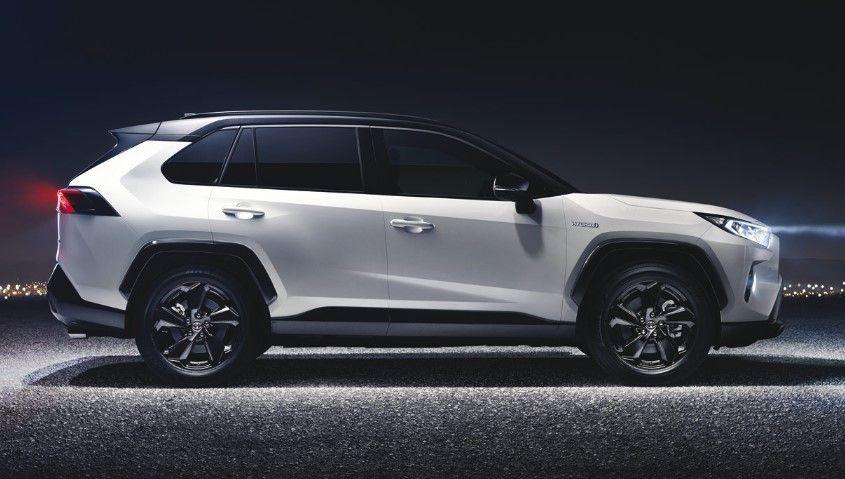 Toyota Rav4 2020 2019 Vision Board New Toyota Rav4