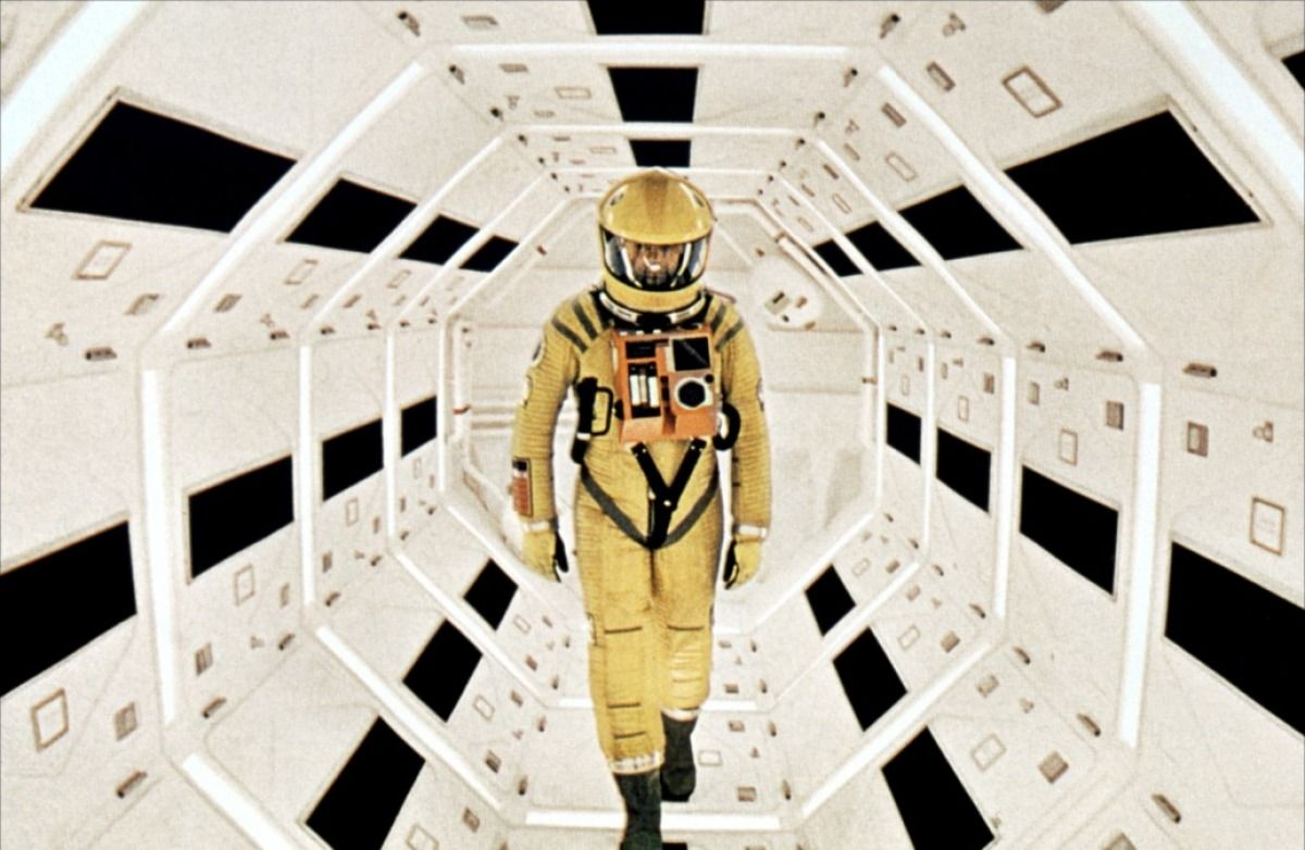 2001 A Space Odyssey Kubrick 68 Odyssee Science Fiction Fond Ecran Hd