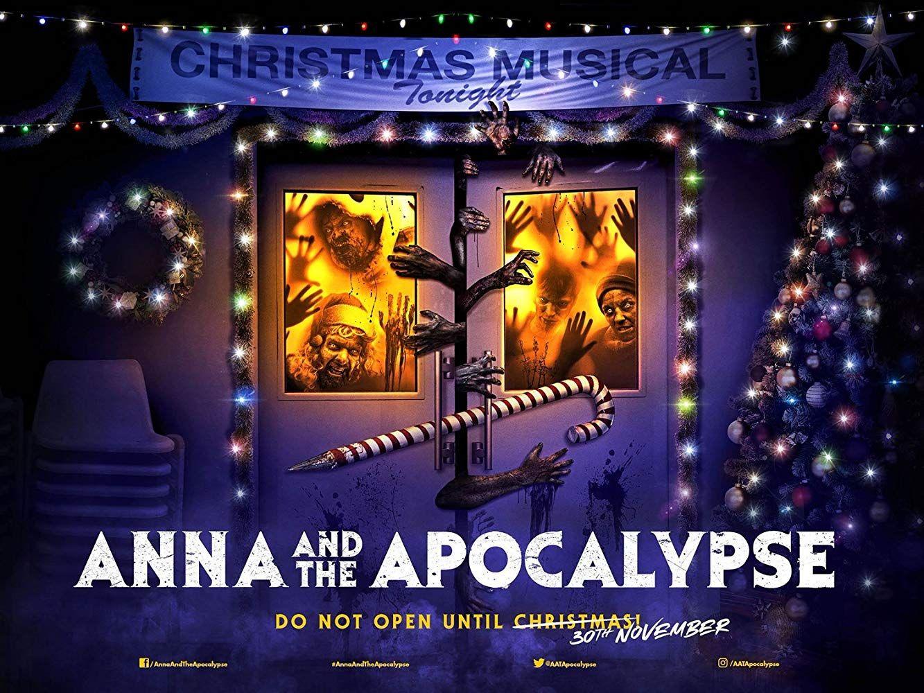 Anna and the apocalypse 2017
