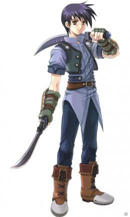 fa88476d72ac Joshua Bright - Legend of Heroes  Trails in the Sky (FC)