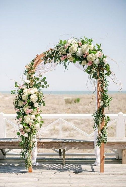 These Beautiful Fl Wedding Arches Will Get You Inspired