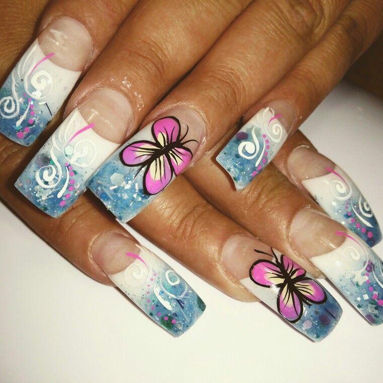 Encapsulated nails. Uñas encapsuladas | uñas encapsuladas ...