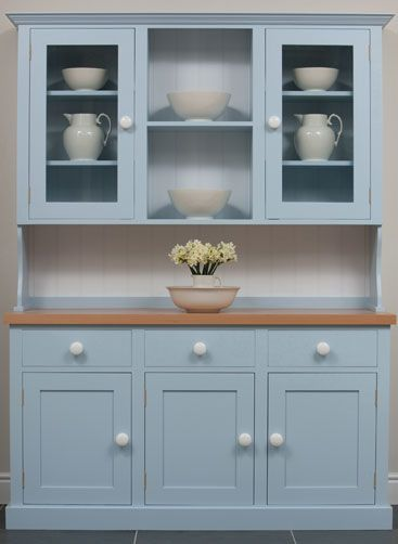 Kitchen Furniture Company: Painted Kitchen Dressers And Fine Free Standing Furniture