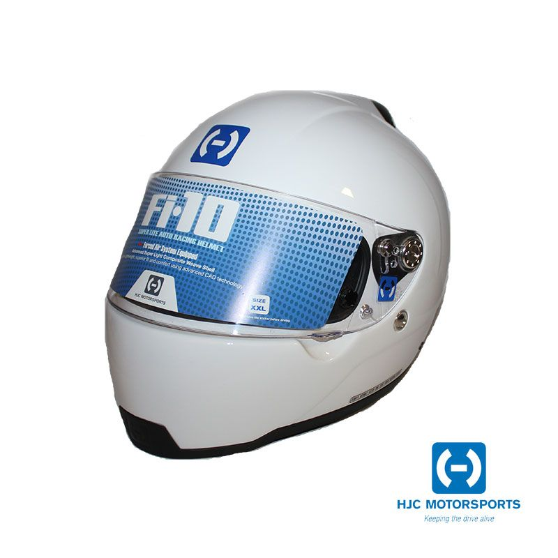 The Fi 10 Top Forced Air Helmet Provides Racers A Lightweight