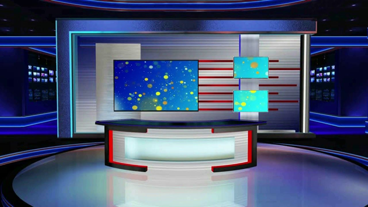 News Virtual Studio Set Tv Studio Background Video 835 Studio Background Virtual Studio Tv Set Design