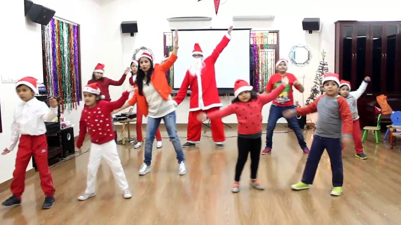 JINGLE BELLS | CHRISTMAS ZUMBA KIDS PARTY - YouTube ...