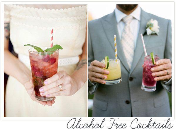 Non Alcoholic Cocktails Big Events Pinterest Drinks Non