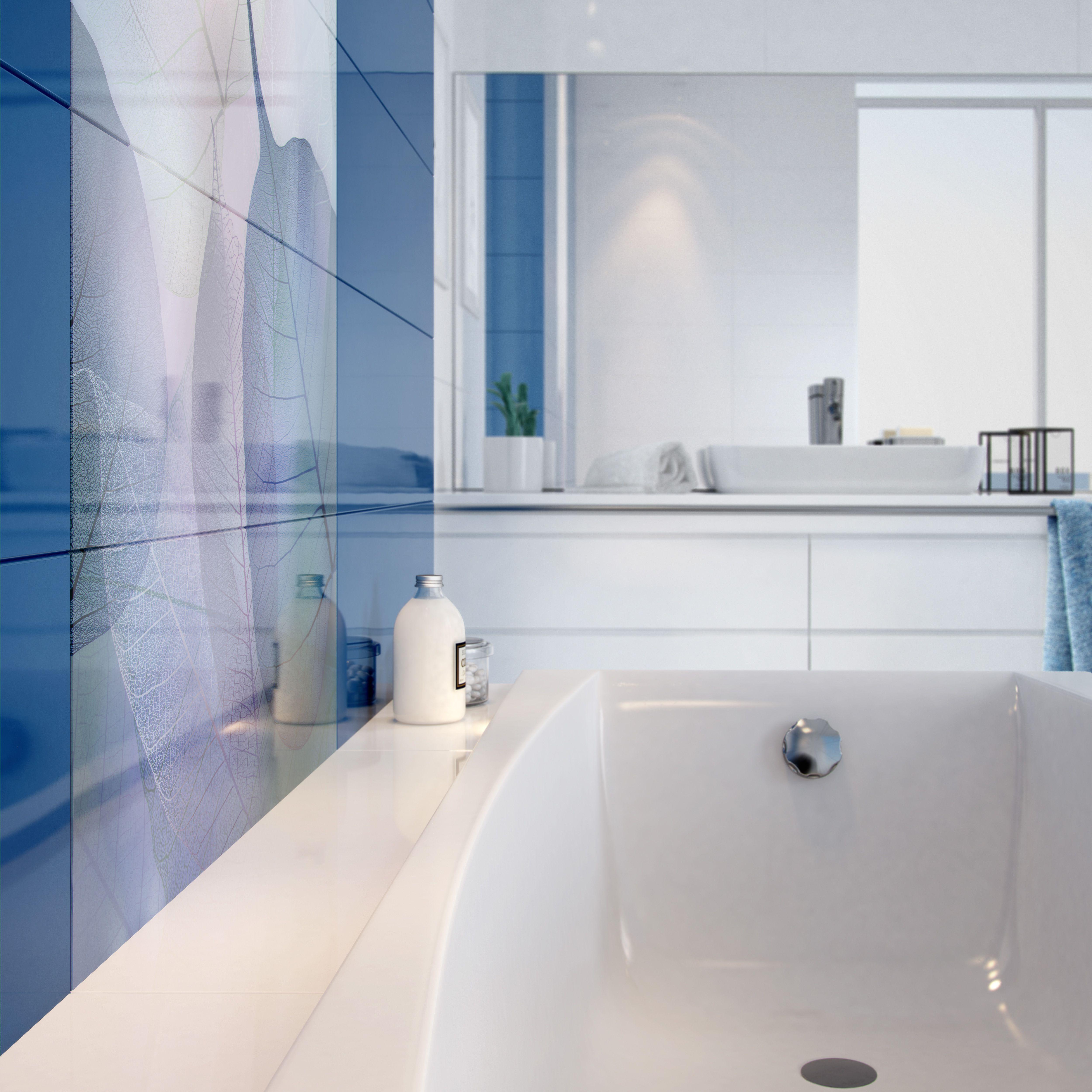 Farbige Fliesen Im Badezimmer Bildmaterial C Meissen Keramik - Farbige fliesen badezimmer