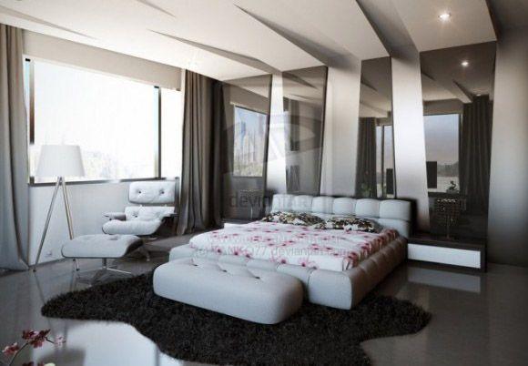 Interior Design Images For Bedrooms Glamorous 5 Bedroom Interior Design Trends For 2012 Contemporary Bedroom Decorating Design