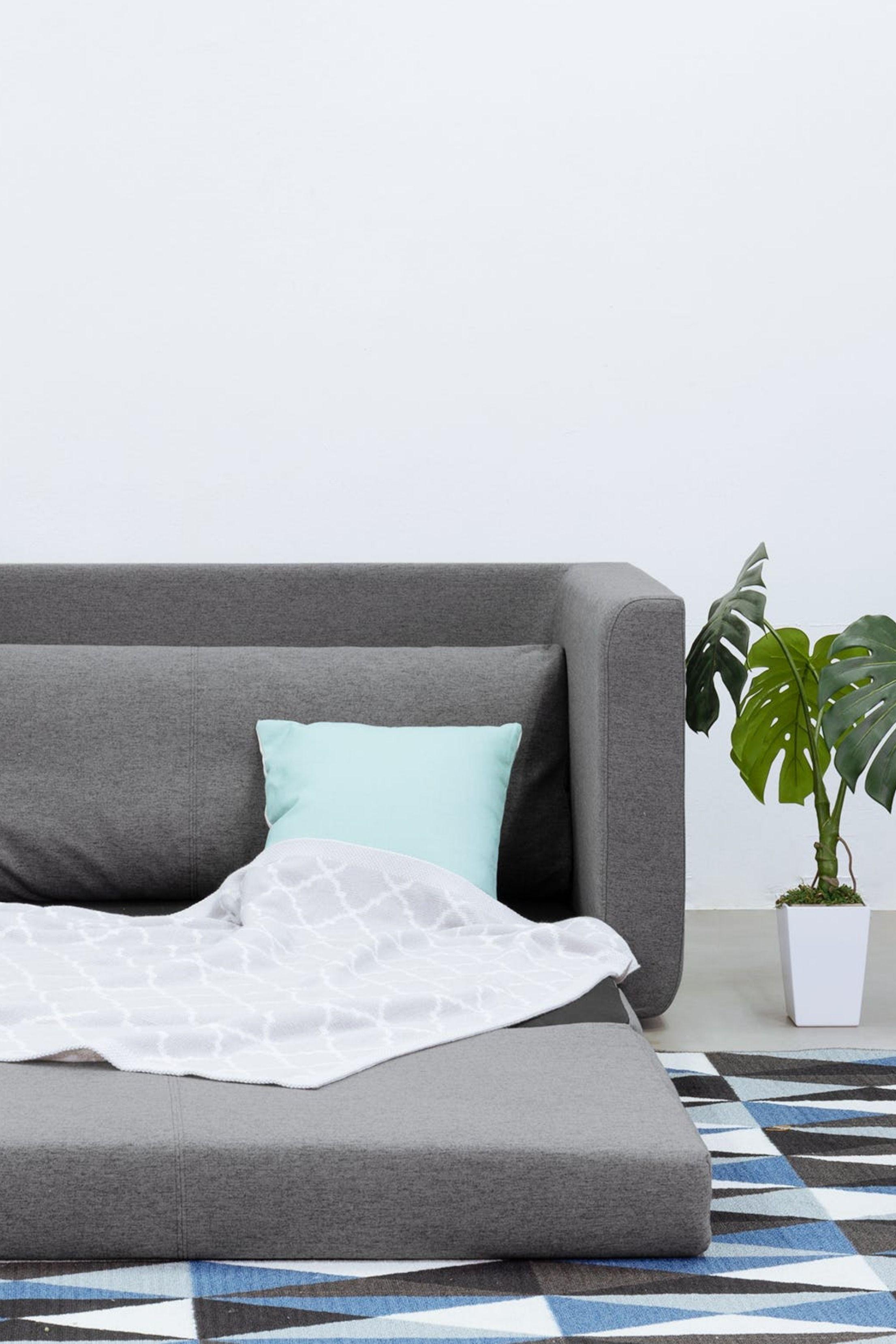 Hipvan Finn Sofa Bed Storm Grey Living Room In 2019 Sofa Bed