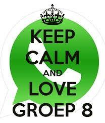 Love groep 8!