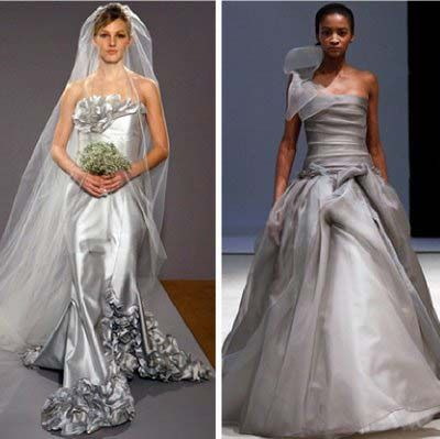 Silver Wedding Dresses Plus Size | Wallpaper: Silver Wedding Dresses ...
