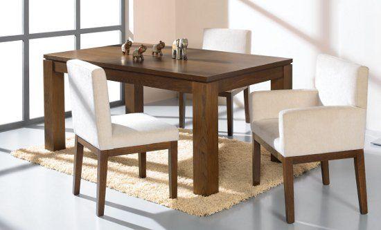 Mesa de comedor extensible | Mesa de comedor | Pinterest