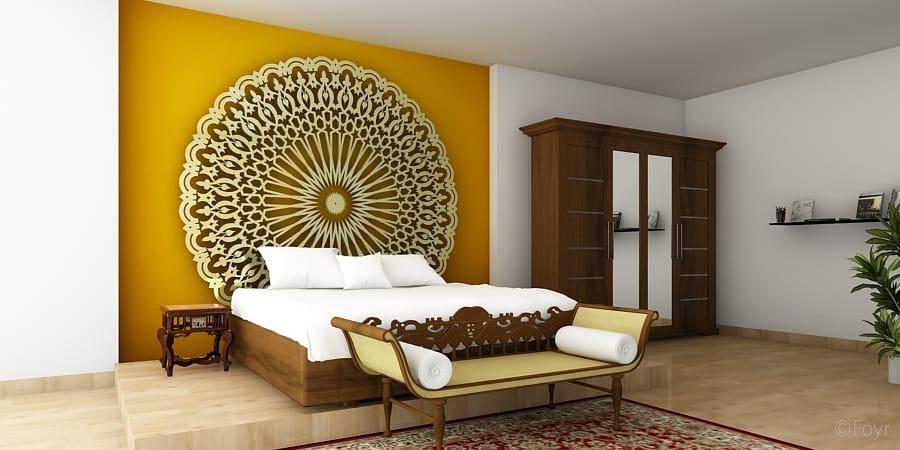 Ethnic wall decor