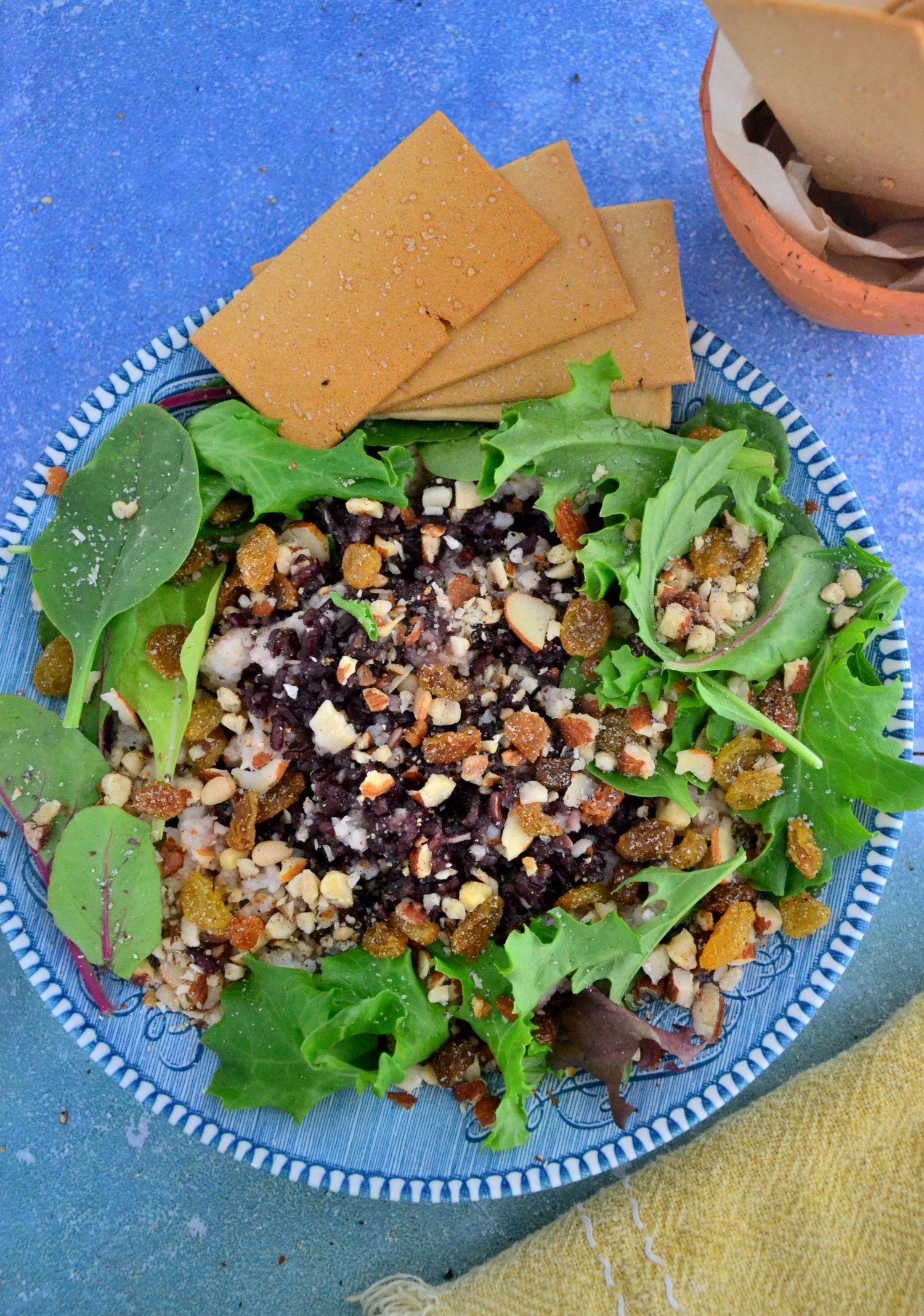 Recipe: Golden Raisin Quinoa Salad