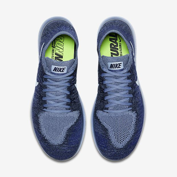 timeless design bab6c b70ae Nike Free RN Flyknit 2017 Men s Running Shoe