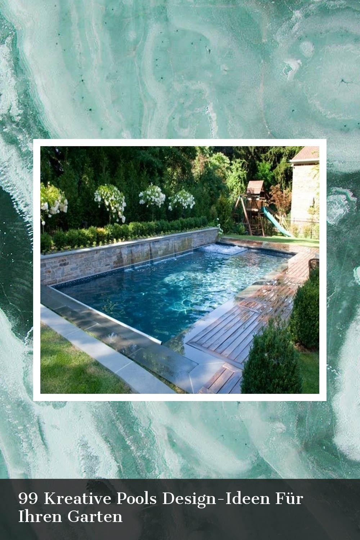 99 Kreative Pools Design Ideen Fur Ihren Garten Ebext Design Design Ideen Coole Pools Schwimmbad Landschaftsbau