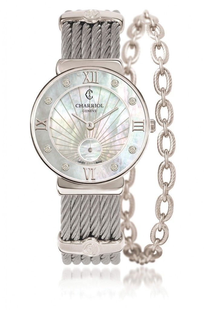 28cf78719b5 St-Tropez Diamond watch ST30SD-560-008 Relógios Femininos