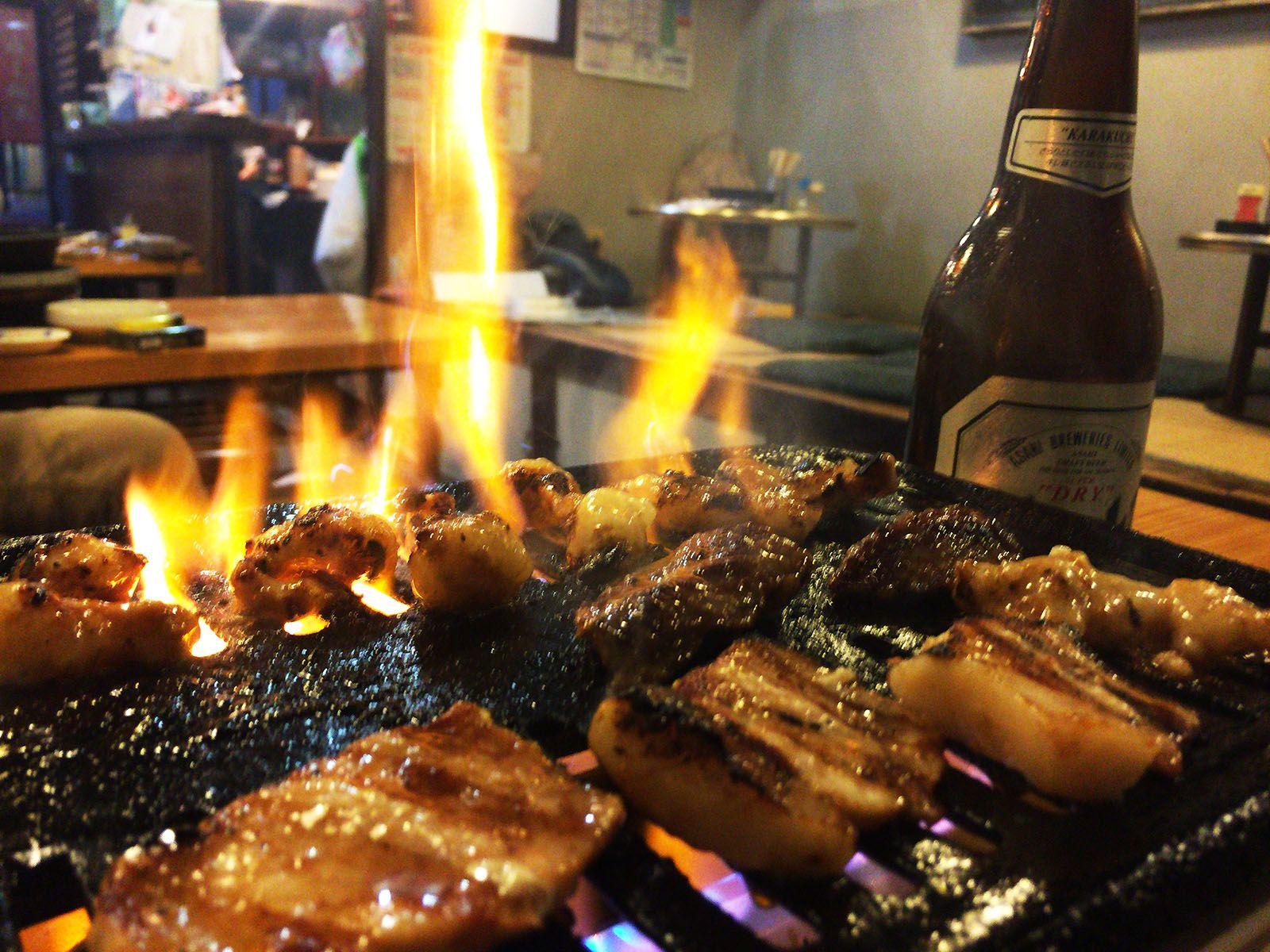 そもそも存在が知られていない焼肉屋の焼肉定食と極上カルビ 広島市