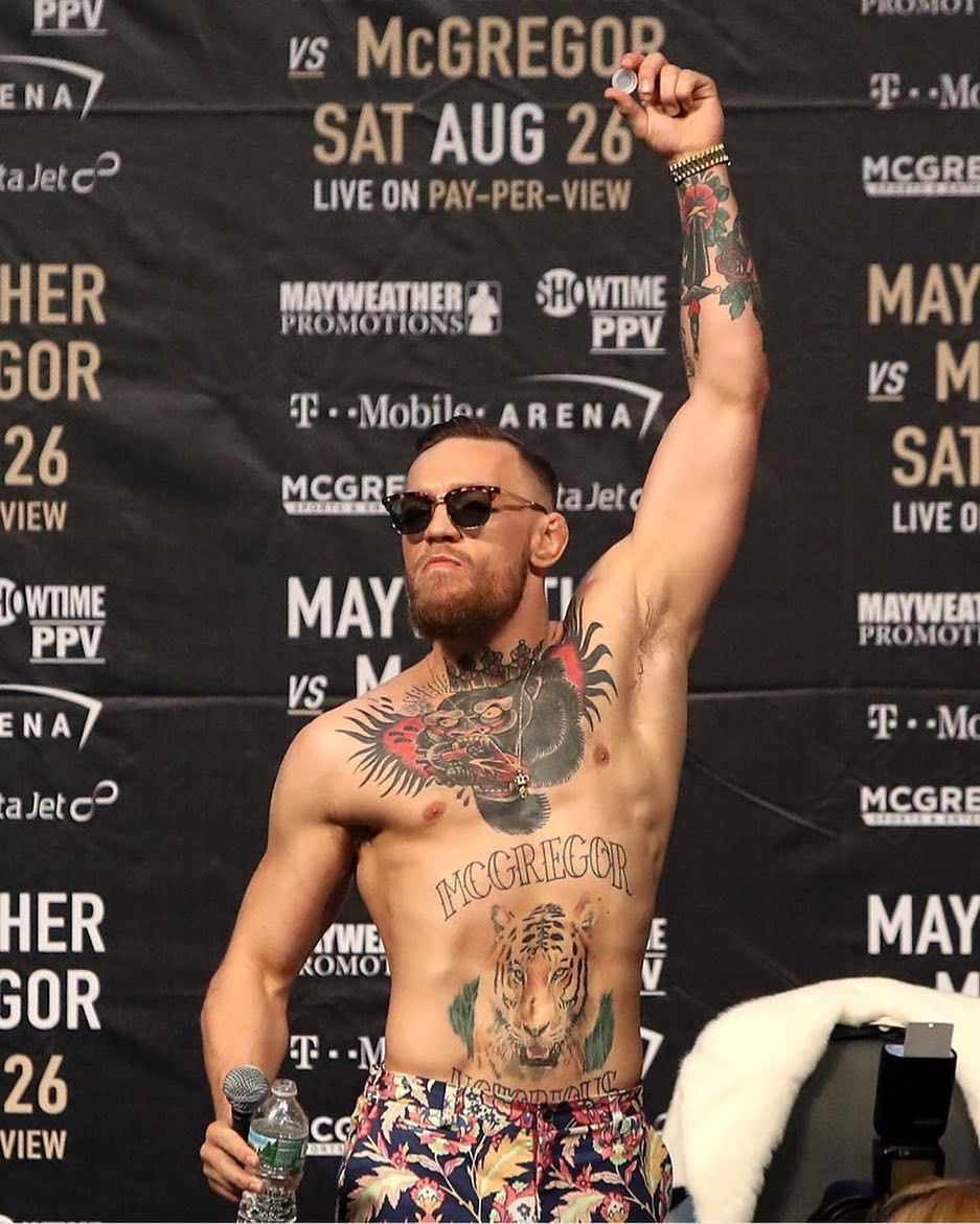 5 164 Likes 19 Comments Conor Mcgregor The Mac Life Themaclife Ru On Instagram Conor Mcgregor Conor Mcgregor Floyd Mayweather Coner Mcgregor