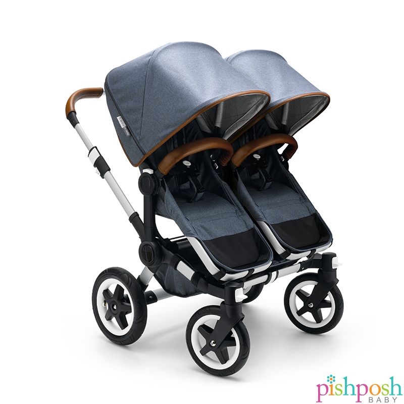 The Bugaboo Donkey Weekender is available in Twin mode! Features ...