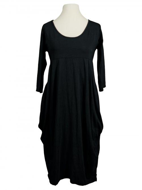 Damen Ballonkleid, schwarz von Made in Italy bei www.meinkleidchen.de