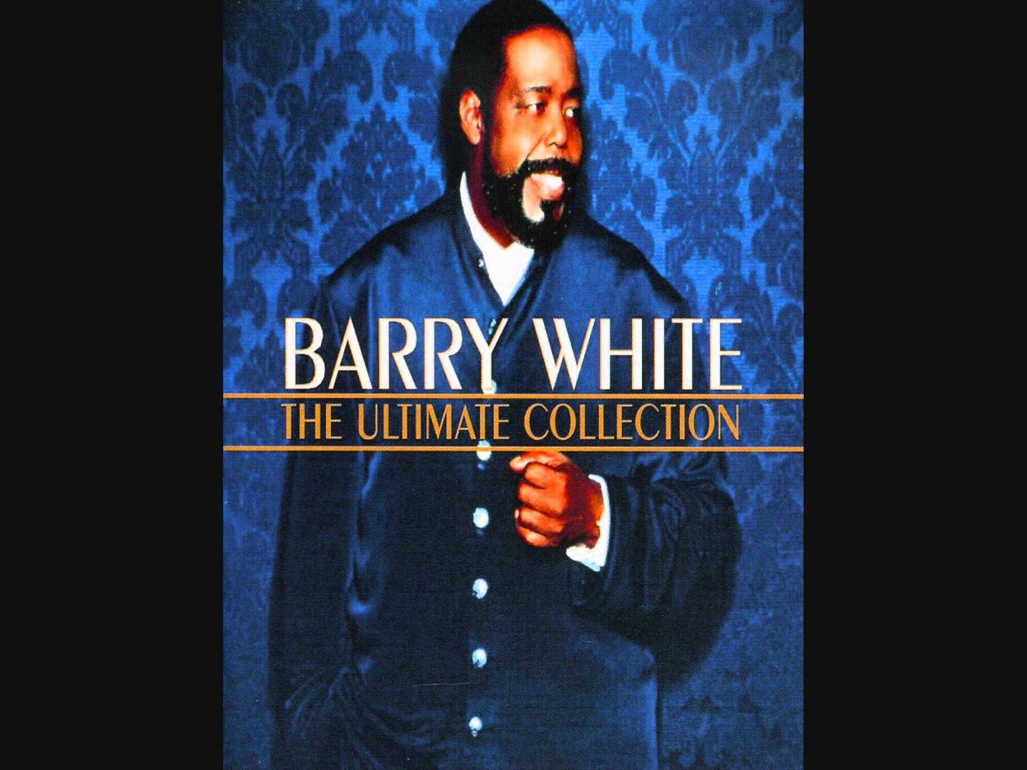 Barry White The Ultimate Collection 12 Just The Way You Are