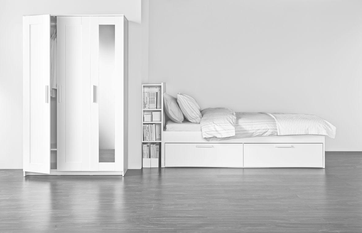 Ikea Badkamer Ikea : Brimnes serie win stel jouw favoriete slaap en badkamer samen