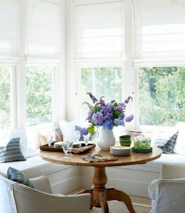 Dining Room Corner Decorating Ideas Space Saving Solutions: Fresh Interior Design Solutions