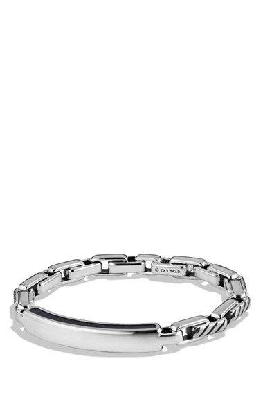 David Yurman Modern Cable Id Bracelet