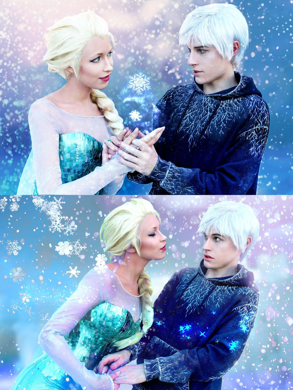 Of frost jack elsa pictures and