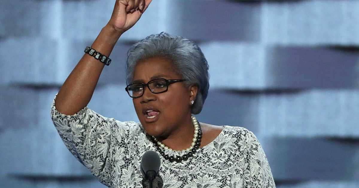 Former Democratic National Committee head Donna Brazile is coming out with a new tell-all book about the chaos at the DNC during the 2016 campaign.