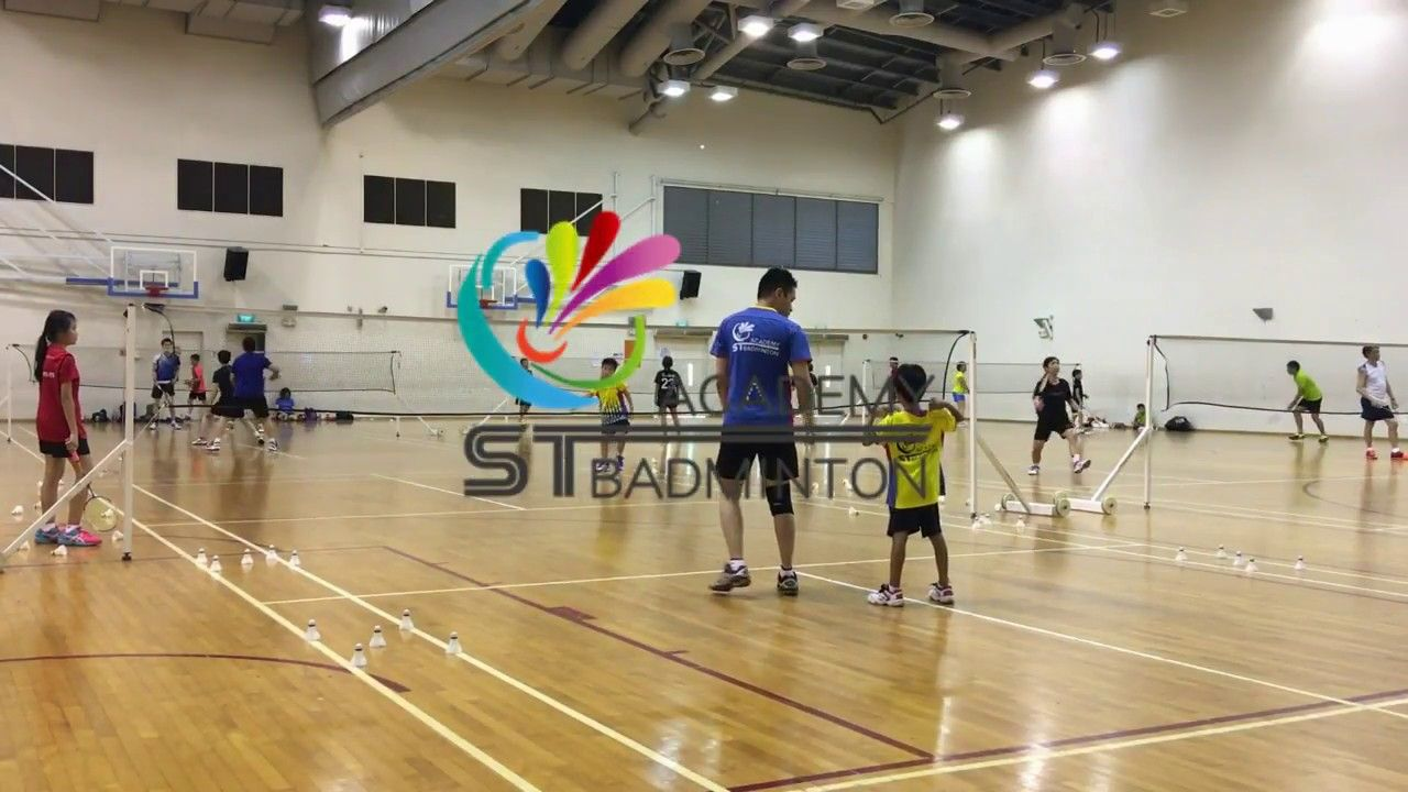 This Choa Chu Kang Badminton Training Is For Youngsters Rookie Who Re Remain In West Area Positioned At Senja Cashew Cc Badminton Choa Chu Kang Skill Training