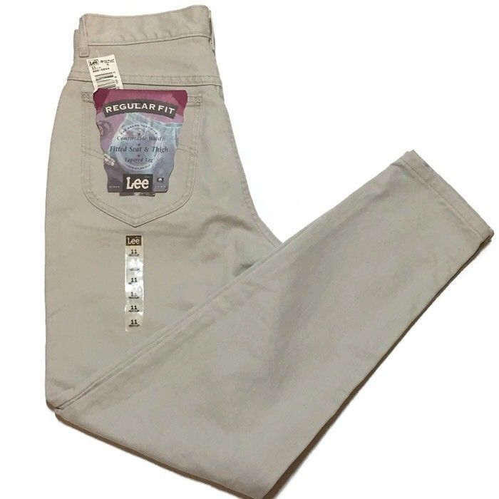 963d65d1ec7 Chaps Stretch Your Limits Pants 38 x 32 Straight Flat Front Khakis Chinos  New | Southern Drawl Ebay Store | eBay, Chinos, Pants