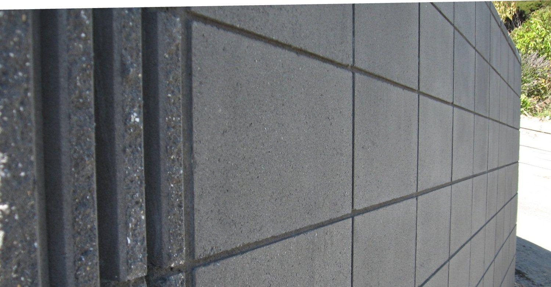 20 Series Fluted Amp Fair Faced Kohl Concrete Blocks Masonry Blocks Wall Systems