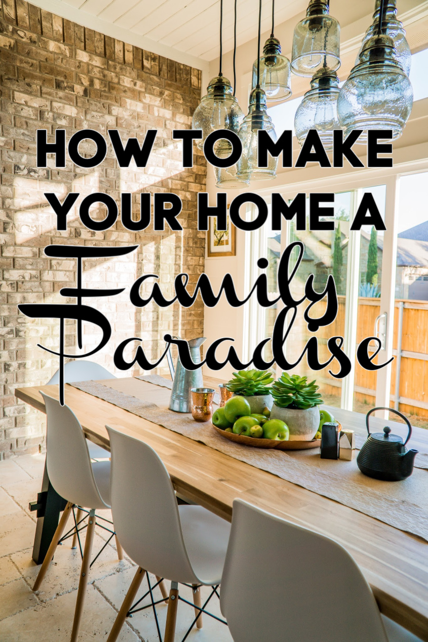 Additions That Can Make Your Home A Family Paradise In 2020 Home And Living Home Make It Yourself