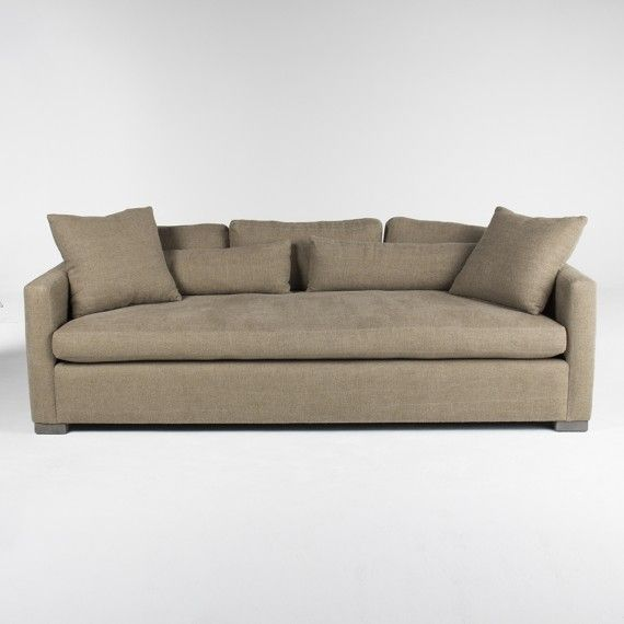 anthony washed burlap sofa hd buttercup online no ordinary rh pinterest com
