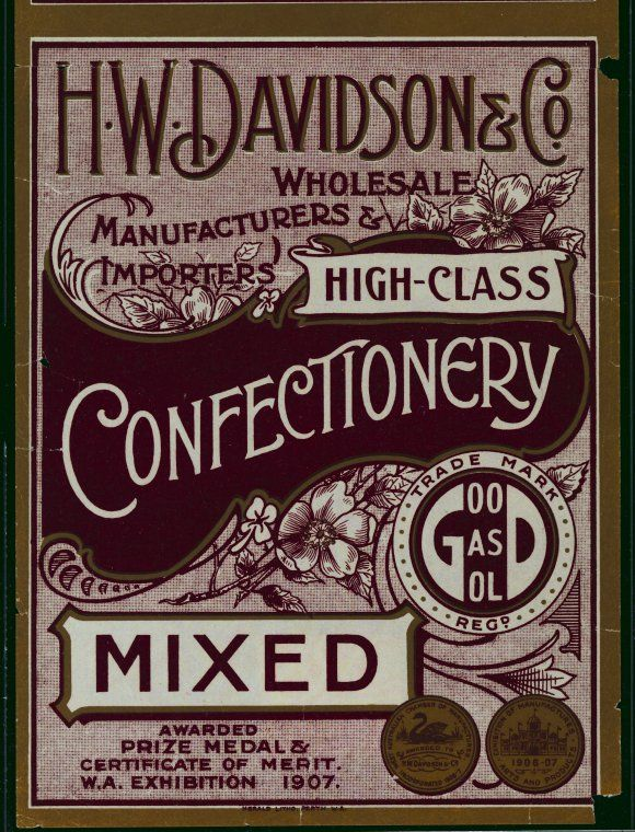 Good As Gold, High Class Confectionary, Mixed http