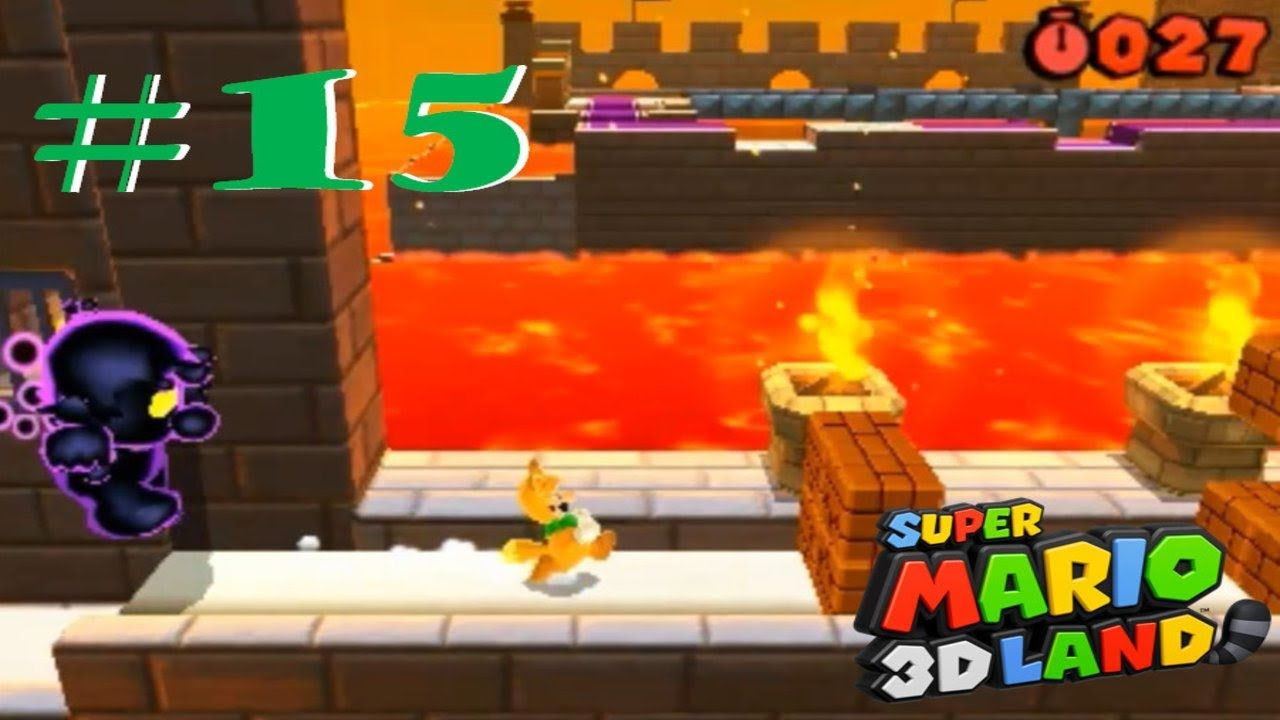 Super Mario 3D Land - w/ Luigi - Part 15 (Special World 7) | Super ...