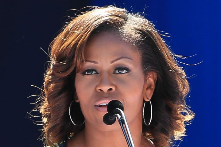 Remarkable 1000 Images About Michelle Obama Hairstyles On Pinterest Short Hairstyles For Black Women Fulllsitofus