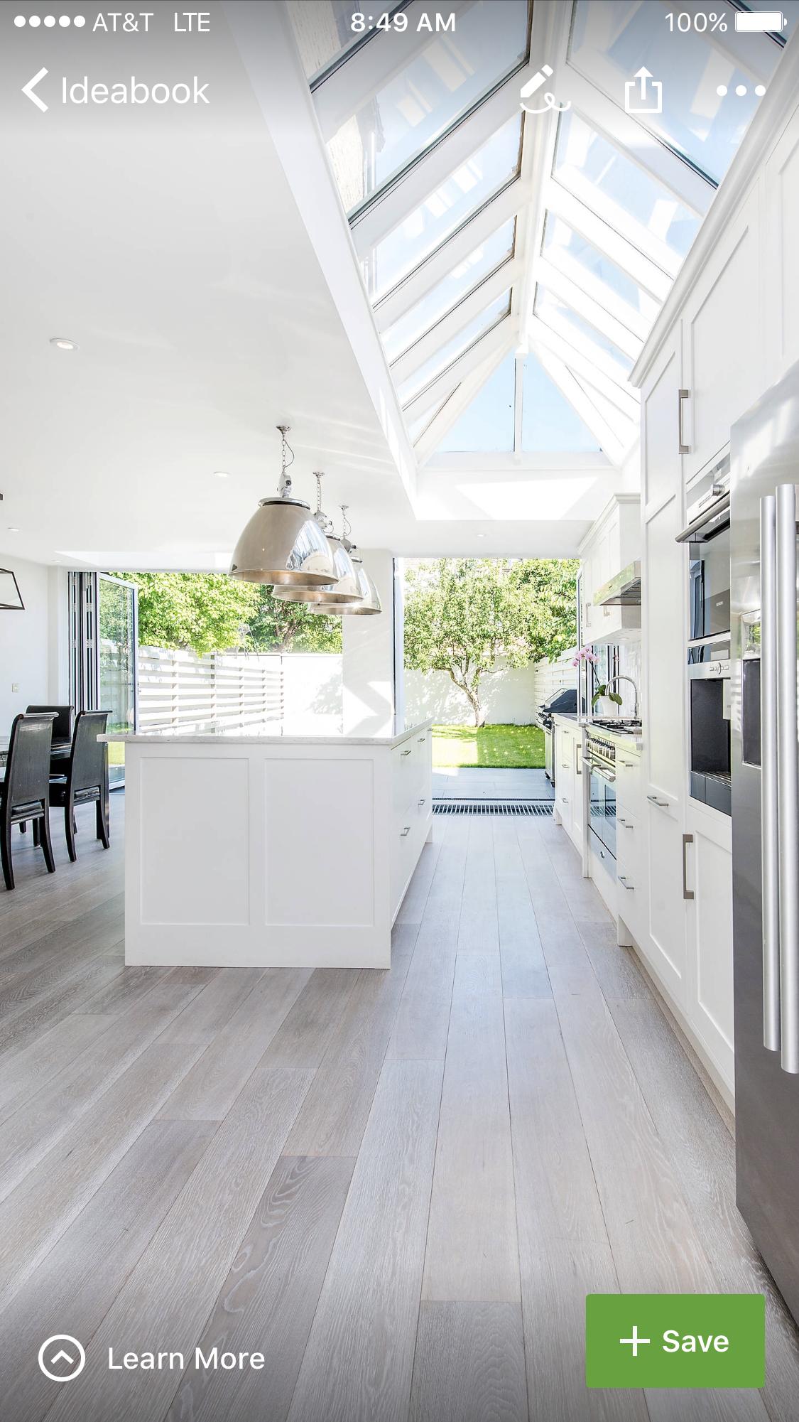 Gray Floors In Kitchen White Wash Wood Floors New Homes White Oak Floors