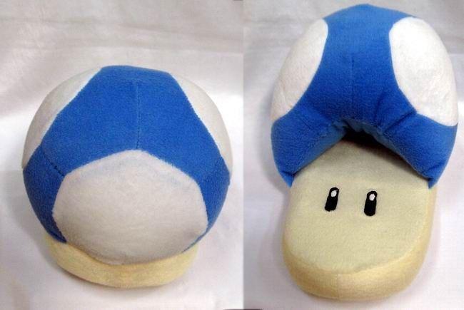 Super Mario Bros Mushroom Slipper