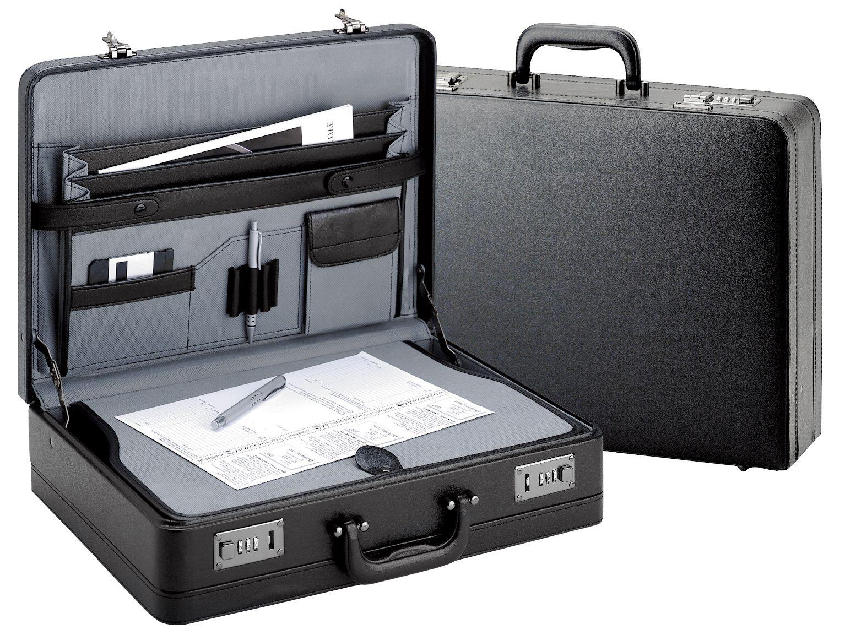 d&n Tradition Business Aktenkoffer 2620 schwarz   jetzt ...