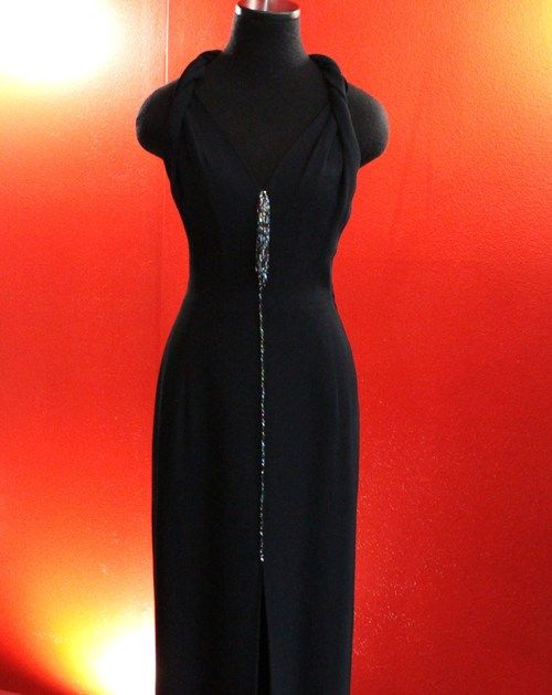 Giorgio Armani Evening Dress $395  www.boutiika.com