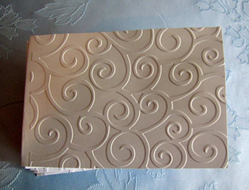 Embossing business cards 7595_paper business cards