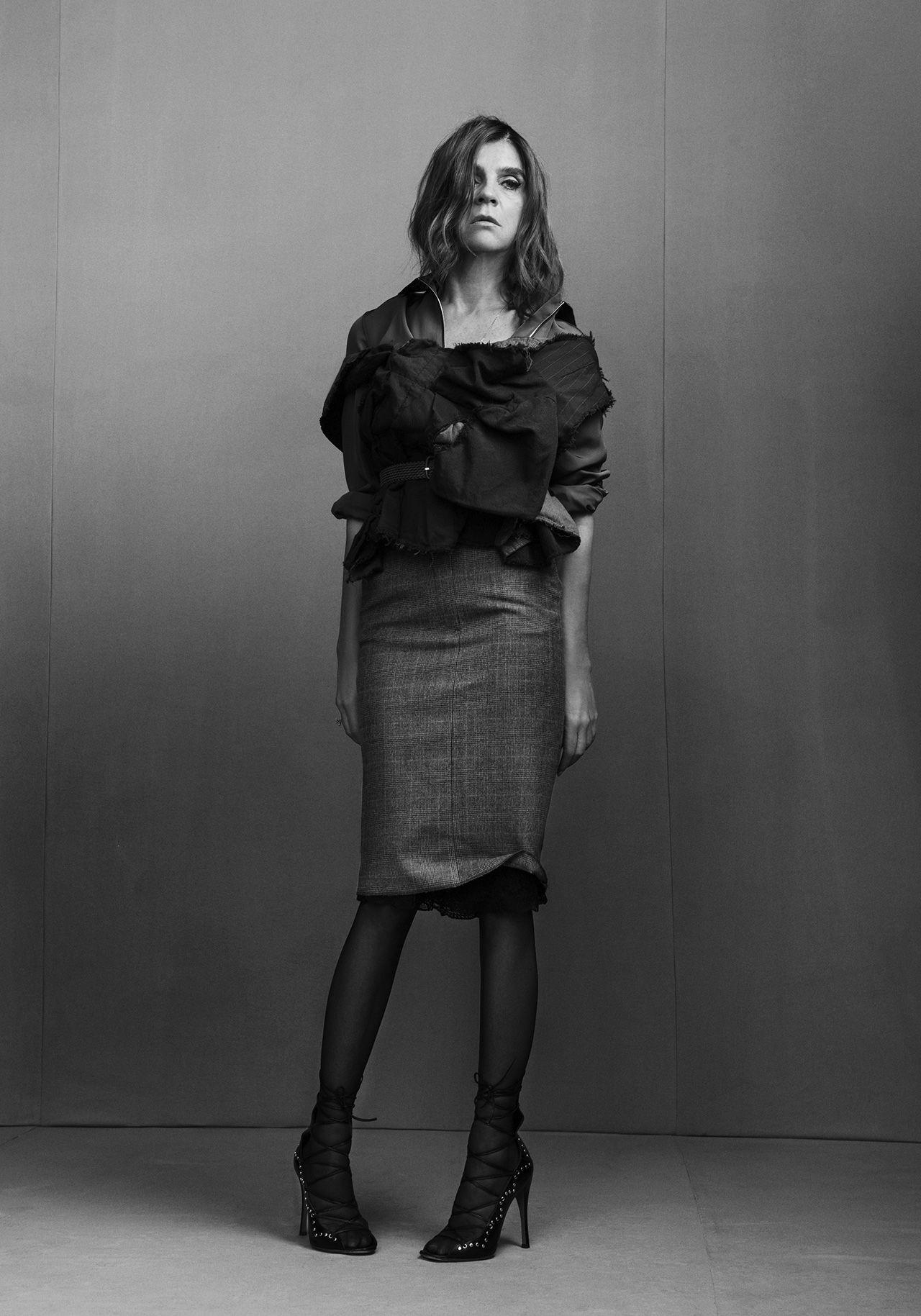 2019 year look- Roitfeld carine a wardrobe retrospective