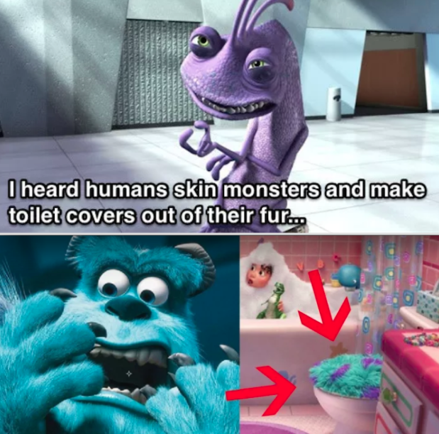 Wondrous 27 Disney Movie Easter Eggs Youve Never Noticed Before Caraccident5 Cool Chair Designs And Ideas Caraccident5Info