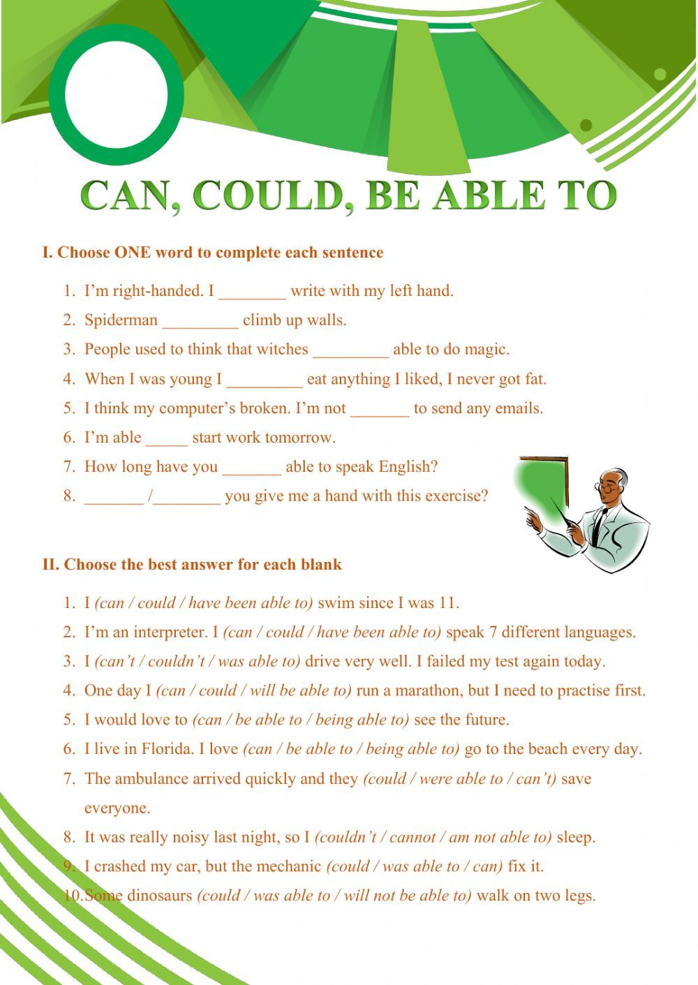Modal Verbs Interactive And Downloadable Worksheet You Can Do The Exercises Online Or Down Preposition Worksheets Complex Sentences Worksheets School Subjects [ 1411 x 1000 Pixel ]