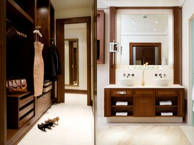 Bathroom And Walk In Closet Designs Entrancing Walk In Wardrobe  Google Search  Raven Tao's Passion For Decorating Design