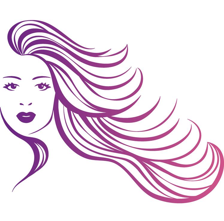 Locks And Loaded Beauty salon logo, Hair and beauty
